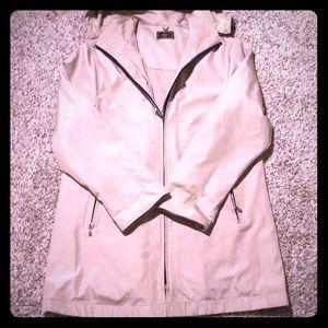 Vintage Fendi Rain Coat w/ Detachable Hood